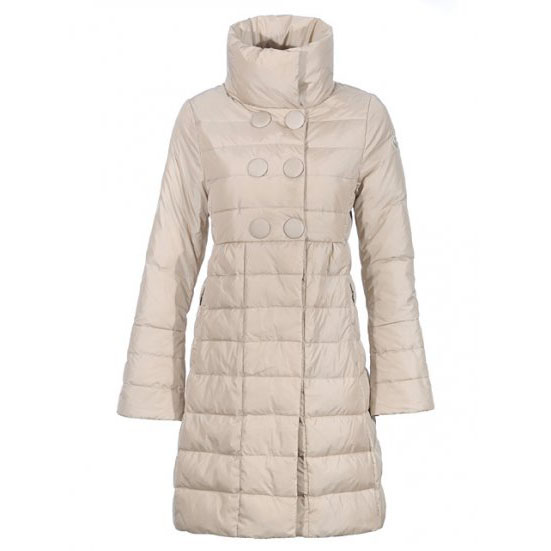 Moncler Johanna Women Coat Khaki For Sale