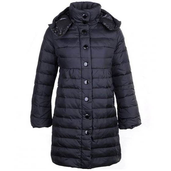 Moncler Jura Women Coat Black For Sale