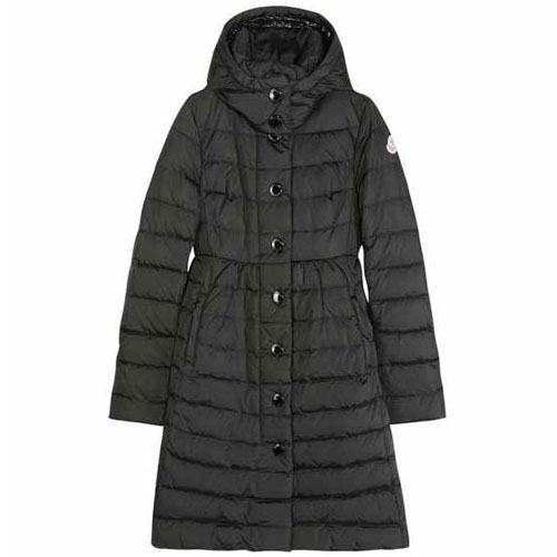 Moncler Jura Women Coat Brown For Sale