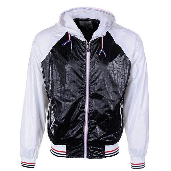 Moncler Kraka Men Jacket Black White For Sale