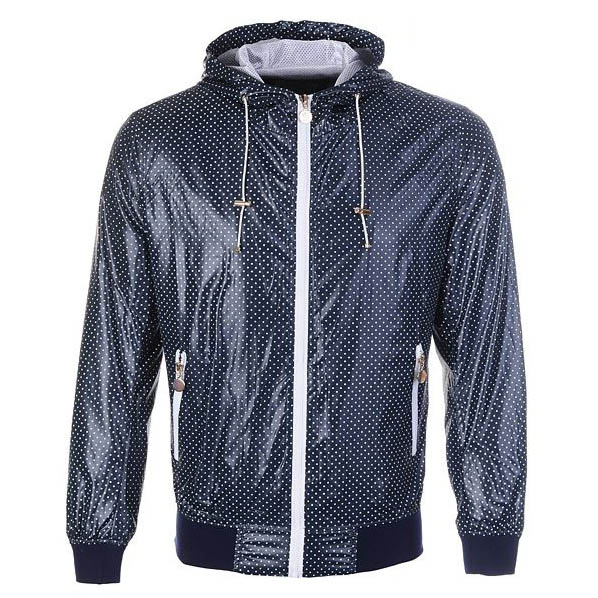 Moncler Kraka Men Jacket Dark Blue For Sale