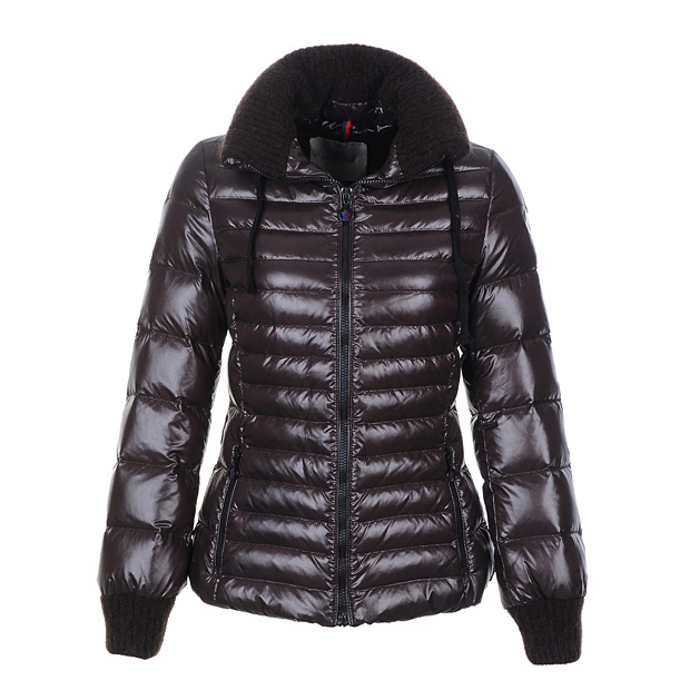 Moncler Lierre Women Jacket Brown For Sale