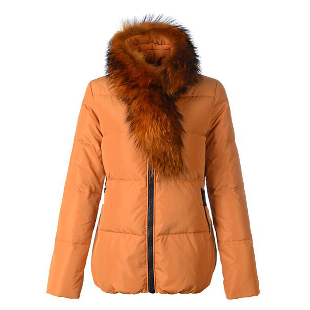 Moncler Lievre Women Jacket Gold For Sale