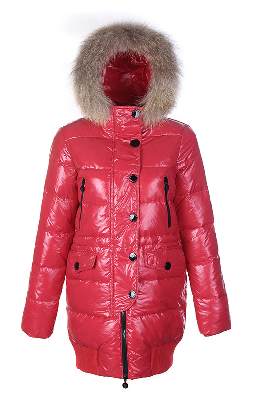 Moncler Loire Women Coat Vermeil For Sale