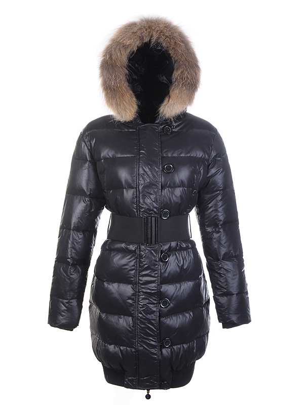 Moncler Lucie New Pop Star Women Coat Black For Sale