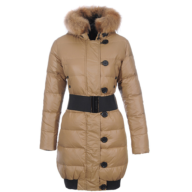 Moncler Lucie New Pop Star Women Coat Khaki For Sale
