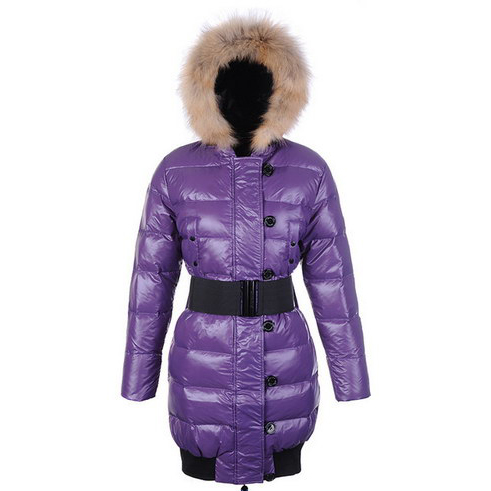 Moncler Lucie New Pop Star Women Coat Purple For Sale
