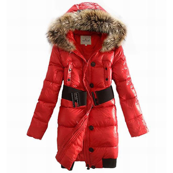 Moncler Lucie New Pop Star Women Coat Red For Sale