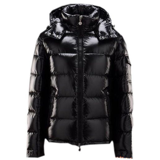 Moncler Maya Men Jacket Black For Sale