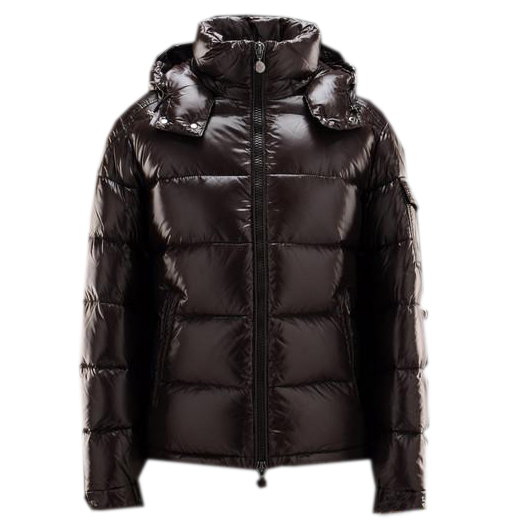 Moncler Maya Men Jacket Coffee For Sale