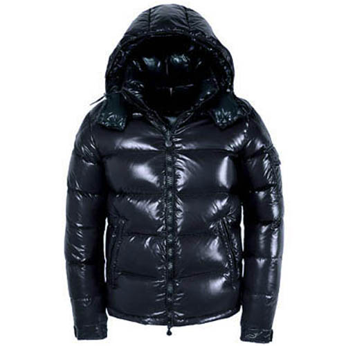Moncler Maya Men Jacket Dark Blue For Sale