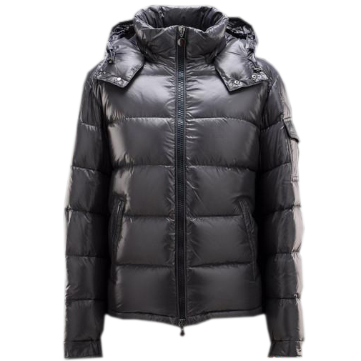 Moncler Maya Men Jacket Dark Green For Sale