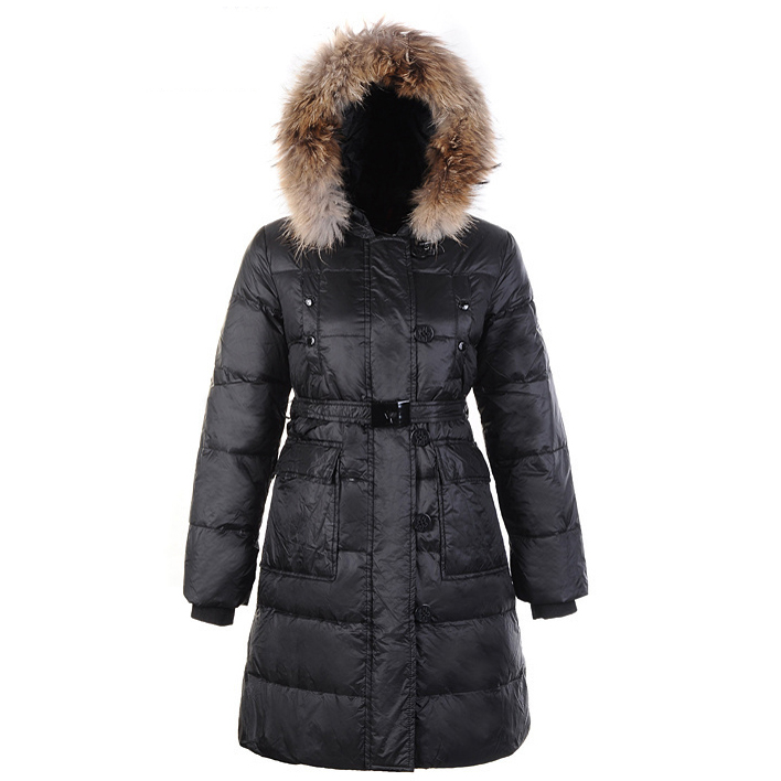 Moncler Melina Women Coat Black For Sale