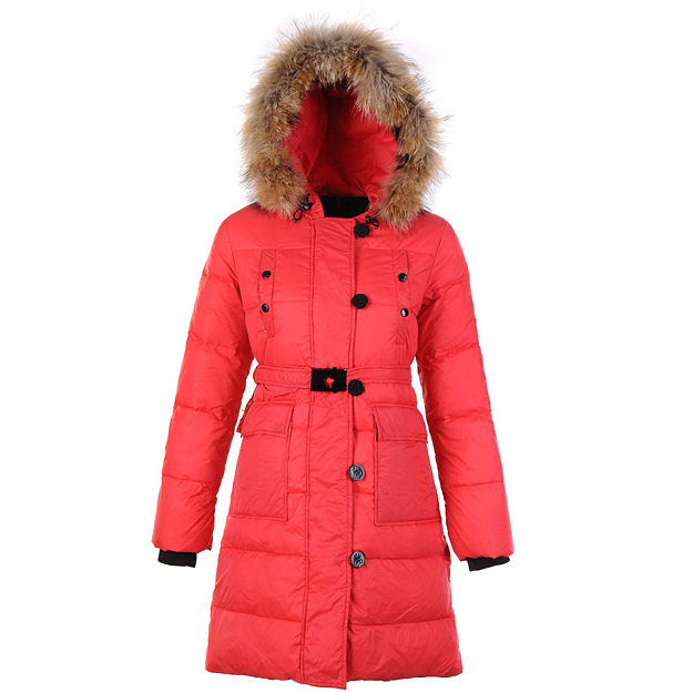 Moncler Melina Women Coat Red For Sale