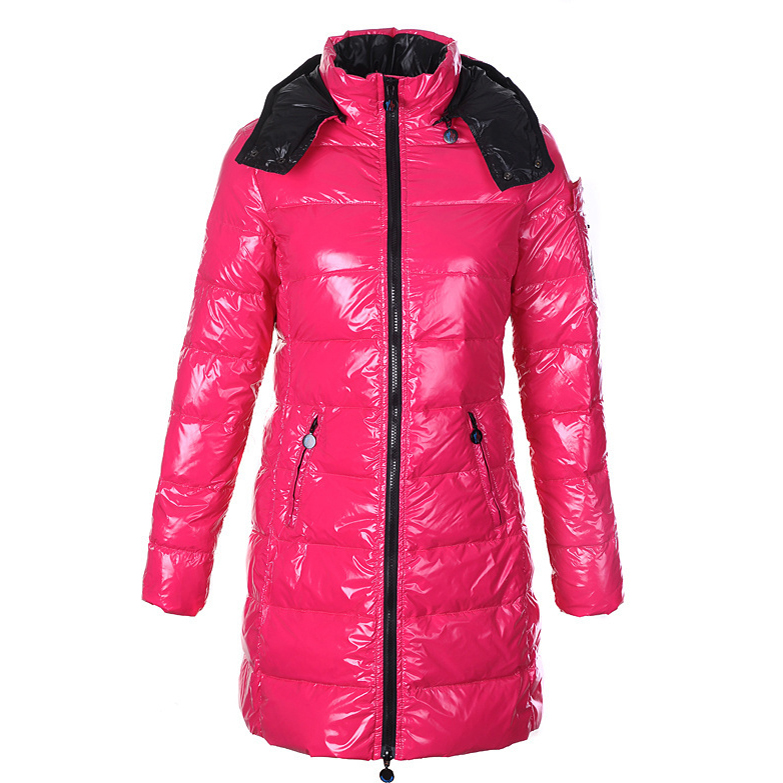Moncler Moka Women Coat Rosy For Sale