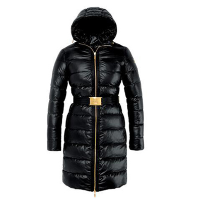 Moncler Nantes Women Coat Black For Sale