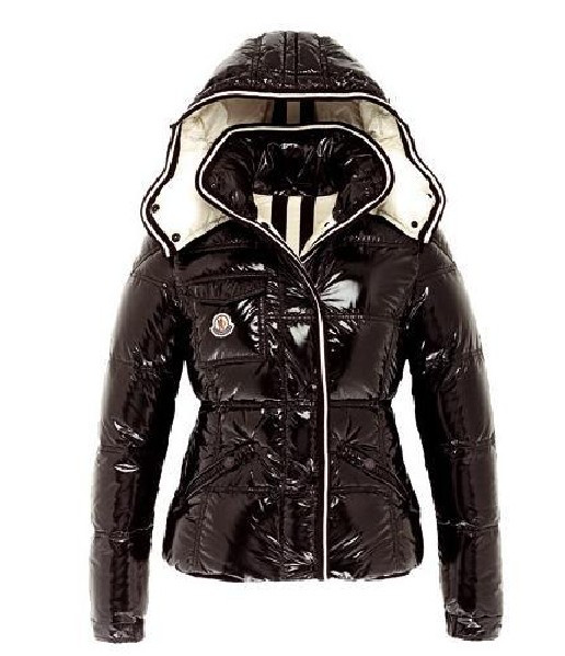 Moncler Quincy Women Jacket Brown For Sale