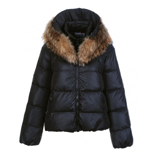 Moncler Sauvage Women Jacket Black For Sale