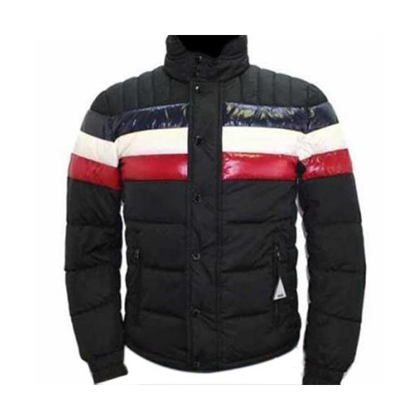 Moncler Technical Men Jacket Black For Sale