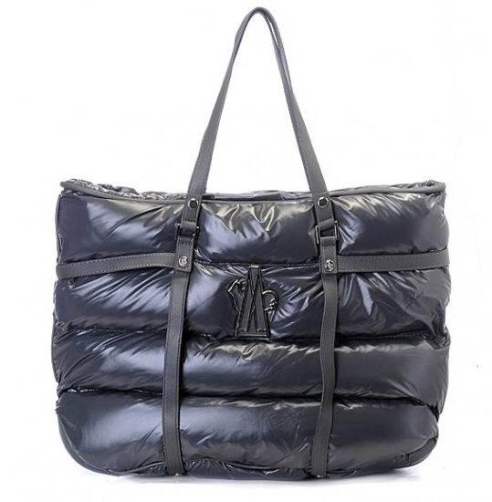 Moncler Tote Bags Gray For Sale