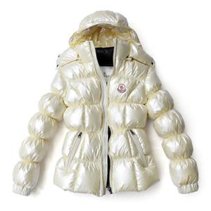 Moncler Tulsa Women Jacket White For Sale