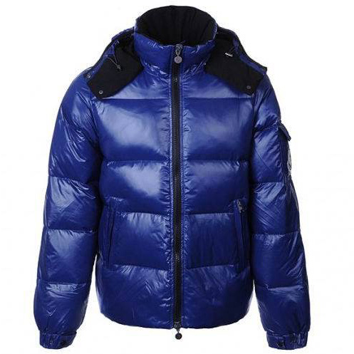 Monlcer Himalaya Men Jacket Light Blue For Sale