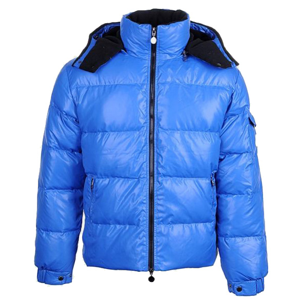 Monlcer Himalaya Men Jacket Sky Blue For Sale