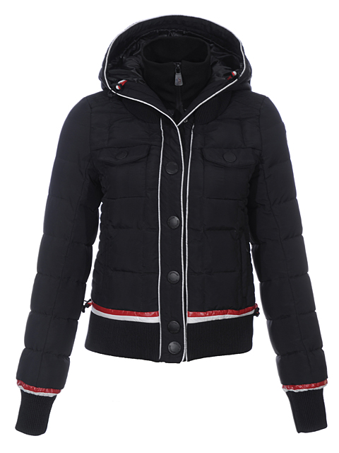 Moncler Women's Down Jacket Black