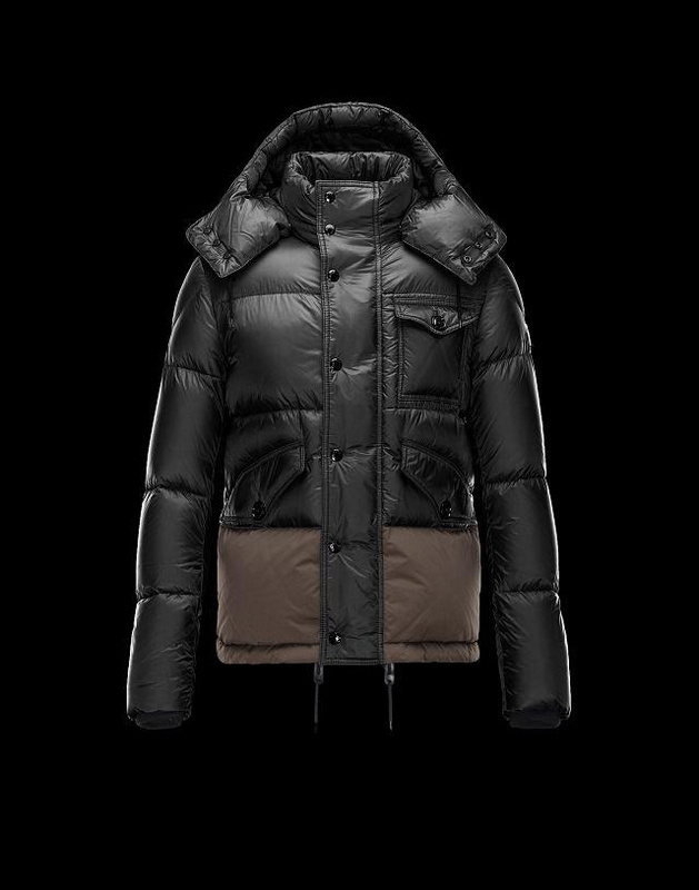 New Moncler Chamonix Jackets Black