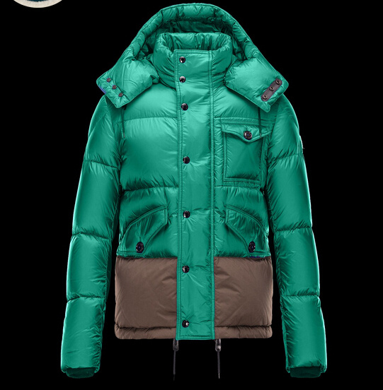 New Moncler Chamonix Jackets Green