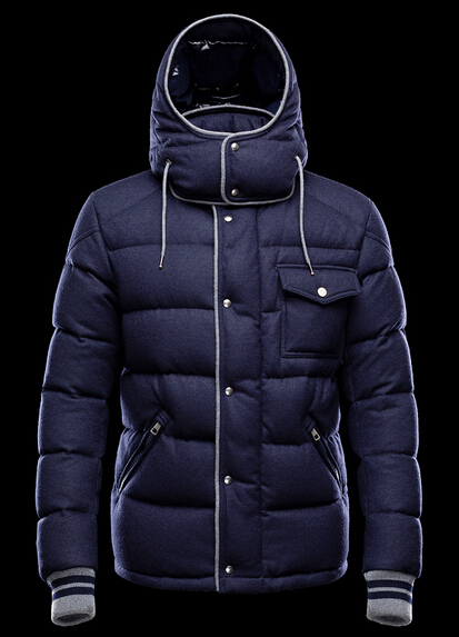 Moncler Men Bresle Winter Blue