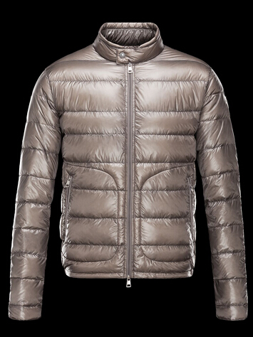 Moncler Men's Acorus Jackets Winter Jackets Gray