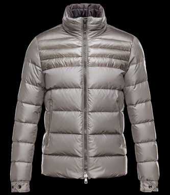 Moncler DINANT Jacket For Men Parka Gray