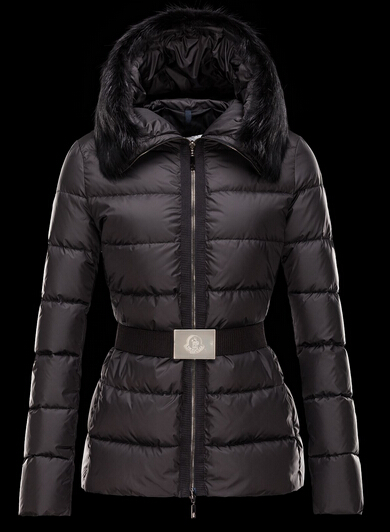 Moncler Jackets FABREGES Fur Hooded Jacket Women Winter P