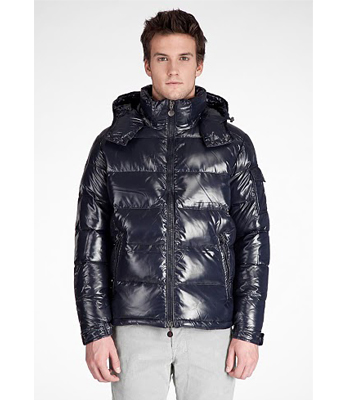 Moncler Men Jackets MAYA Hooded Parka Jackets