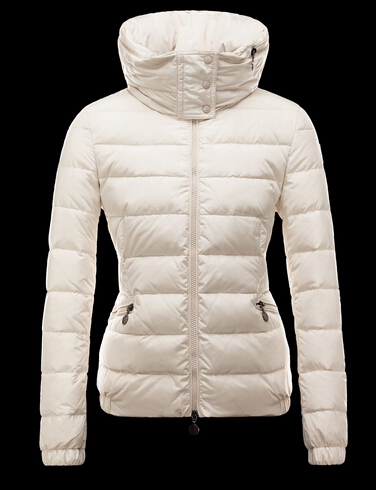 Moncler Down Coat Women's Coat Ivory