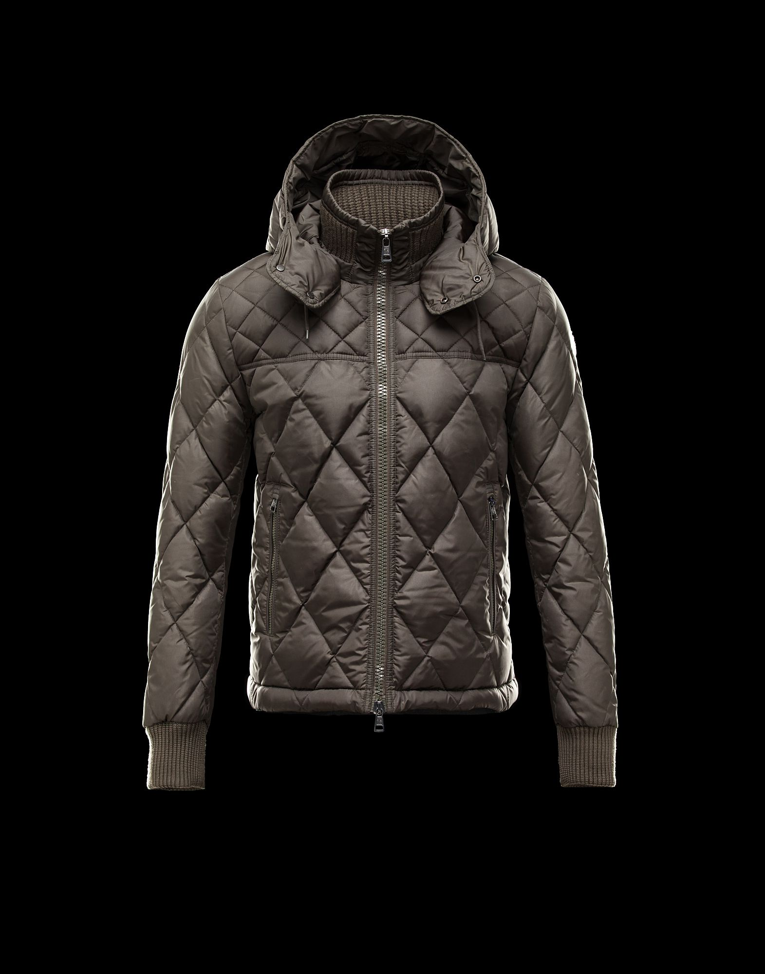 Moncler Girardot Coats Men Winter Hoody Parka