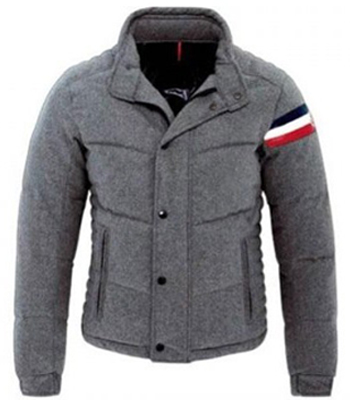 Moncler Women's Jackets Gray On Sale