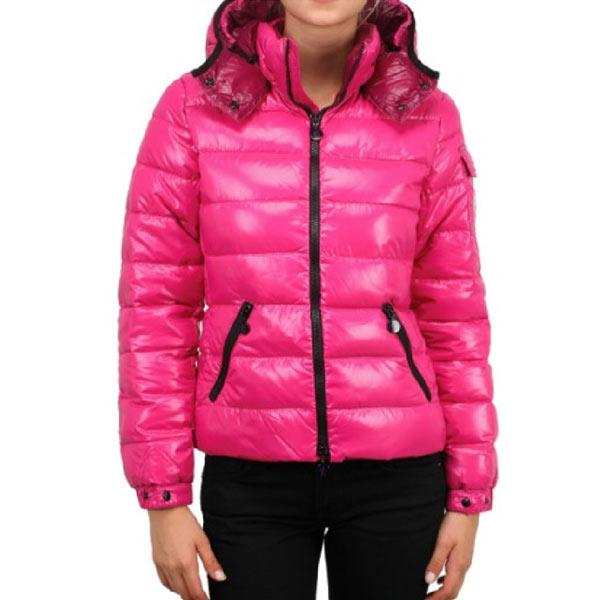 Moncler Women's Bady Quilted Short Pink Short