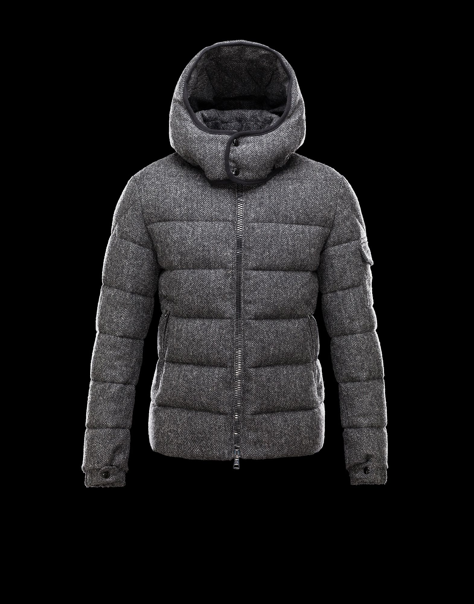 Men's Moncler CHIMAY Hooded Jacket