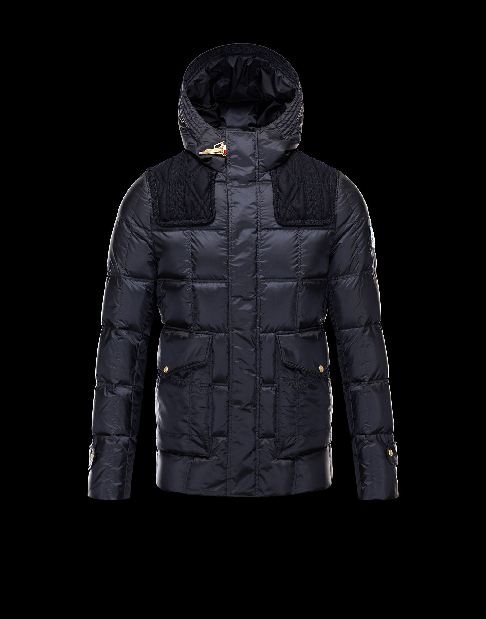 Moncler Men's Jacket Blue