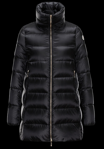 Moncler Women's Casual Coat Black