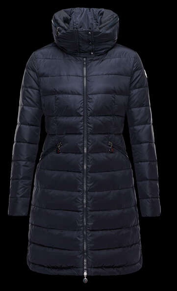 Moncler Women Jacket Long Hooded Down Coat