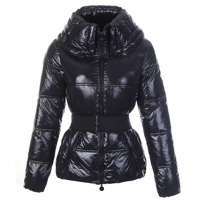 Moncler Aliso Down Black Jacket Women
