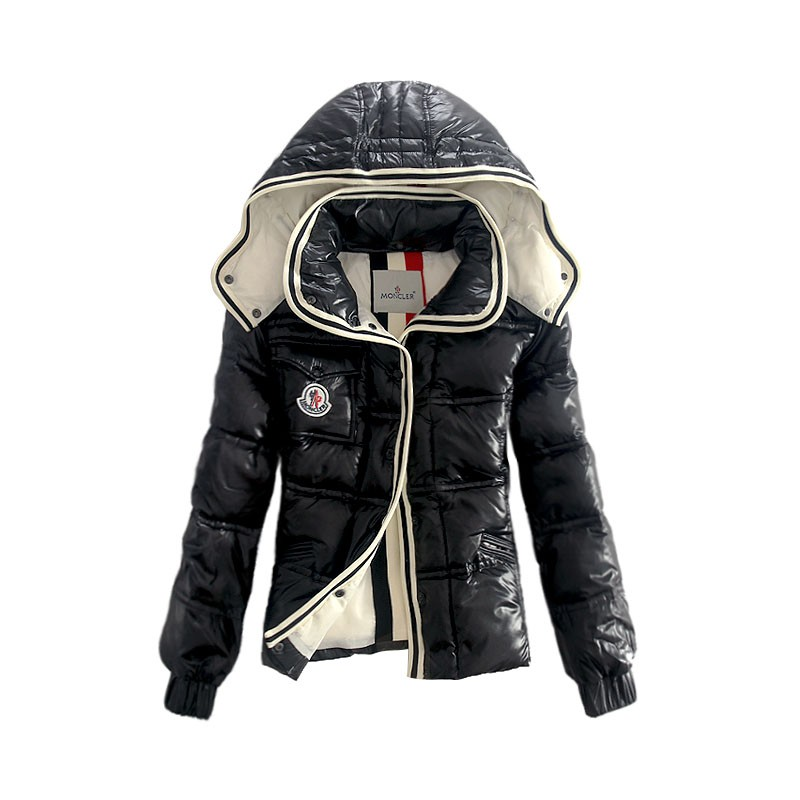 Moncler Alpine Black Jacket Women