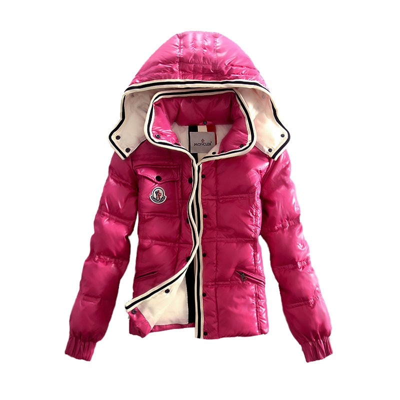 Moncler Alpine Fuchsia Jacket Women