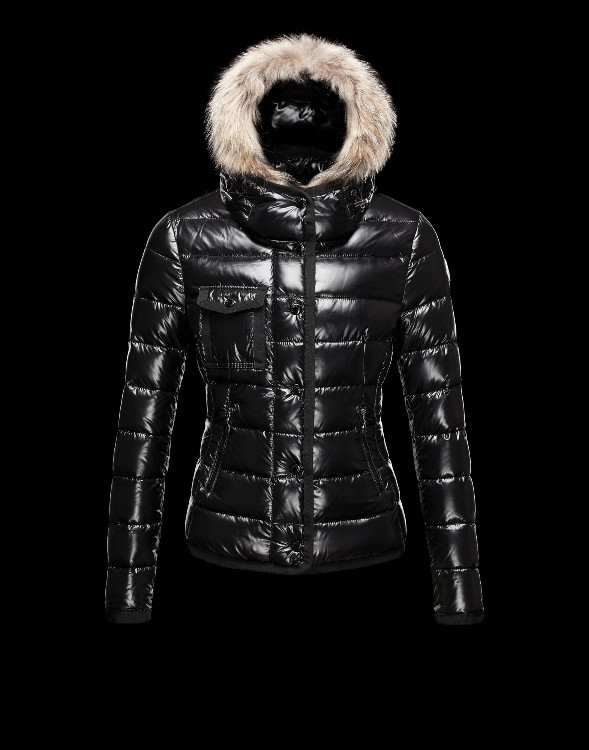 Moncler Armoise Down Jackets For Women Black
