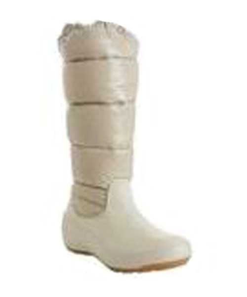 Moncler Boots Nible Beige Stylish And Generous