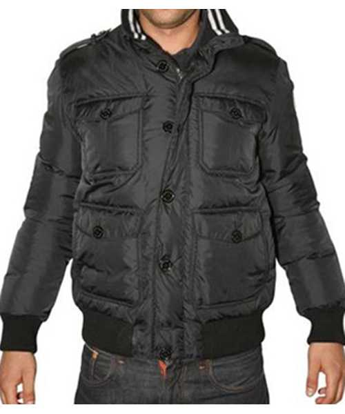 Moncler Cahors Classic Down Jackets Mens Black