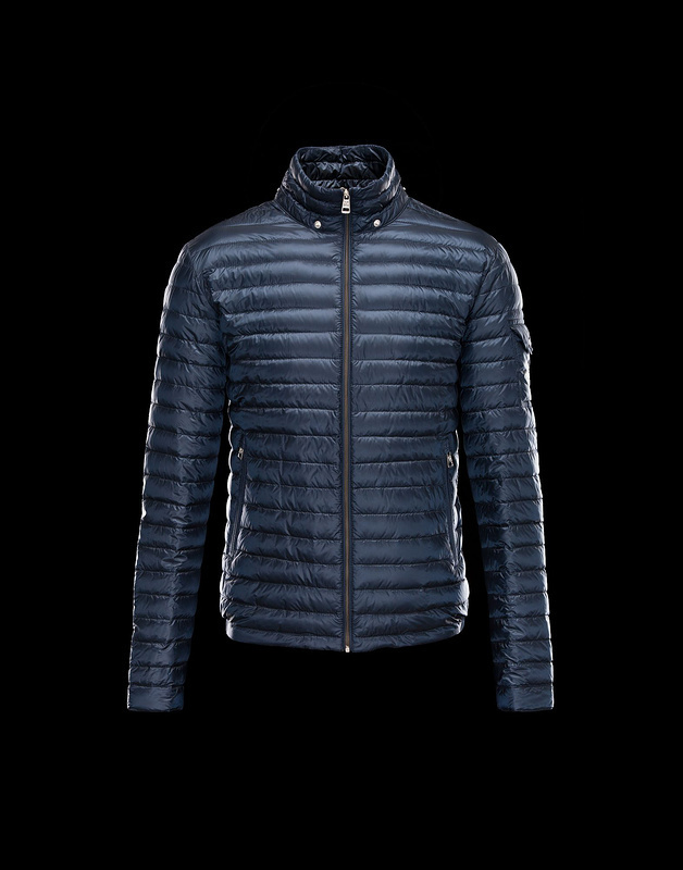 Moncler Daniel Men Down Jackets Blue